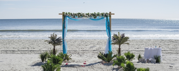 Hitched Silver 599 Myrtle Beach Wedding Package