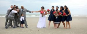 Platinum Myrtle Beach wedding package by Hitched at the Beach!