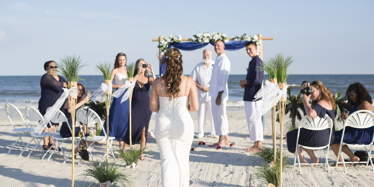 Myrtle Beach Wedding Packages Weddings By Hitched At