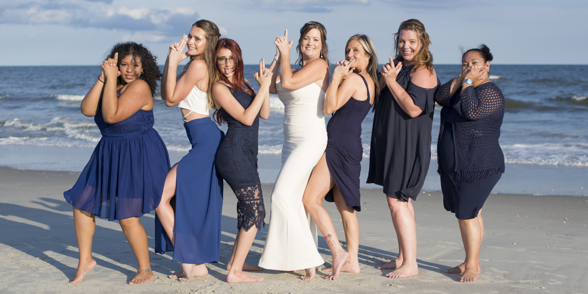 Myrtle Beach Weddings By Hitched At The Offering Affordable Wedding Packages 910 398 4135